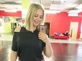 Zuzana Vačková sa aktívne venuje športu.