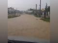 VIDEO Prietrž mračien v okrese Sabinov: Zaplavené domy, hasiči v akcii