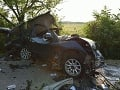 Desivá nehoda pri Nitre: