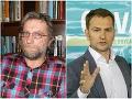 Politológ o Matovičovi: Kresťanským krídlom uškodí Kiskovi aj KDH, jeho vyhlásenie je falošné