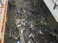 Pád vrtuľníka v New Yorku: Nové závažné zistenia, pilot nemal vo vzduchu čo robiť