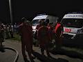 Požiar v psychiatrickom centre na Ukrajine