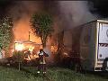 Obrovská tragédia v Taliansku: Pri hasení horiaceho kamióna zabil hasiča výbuch