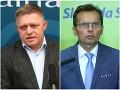 Fico sa pustil do opozičných liberálov: Nominácia Galka ho vytočila, museli sa zblázniť, odkázal