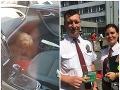 Bratislavská polícia sa zaoberá prípadom, kedy vodička nechala zatvoreného psa v rozhorúčenom aute.