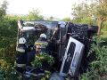VIDEO Slovenský autobus s deťmi havaroval v Maďarsku: Čelná zrážka, 13 zranených