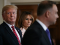 Trump po stretnnutí s Dudom: Poľsko vybuduje základňu pre tisíc amerických vojakov