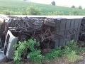 Vážna nehoda autobusu v Rusku: Traja ľudia zahynuli, desiatky sa zranili