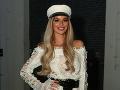 Silvia Kucherenko je v zahraničí žiadanou modelkou.