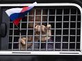 Moskva zakázala protest na podporu novinára Golunova: Zadržali takmer 550 ľudí