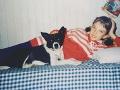 Zuzana Smatanová ako 11-ročné dievčatko