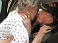 VIDEO Príbeh, aký napíše len sám život: Vojnový veterán sa po 75 rokoch stretol so svojou láskou