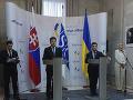 Minister Lajčák rokoval v Kyjeve so Zelenským o prímerí v Donbase
