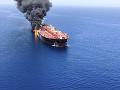 Diplomati EÚ vyzývajú po útokoch v Ománskom zálive na zdržanlivosť: Musíme zachovať pokoj