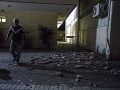 Pásmo Gazy vypálilo raketu