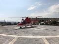 Mladého muža (28) privalil strom: Zasahovať museli aj leteckí záchranári