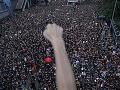 Hongkong hrozí ďalšími protestami: Demonštranti žiadajú splnenie všetkých piatich podmienok