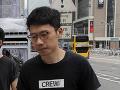 Známeho hongkonského aktivistu prepustili: Joshua Wong cestuje do Nemecka