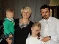 Dojímavé slová Slávke, ktorá chcela zachrániť policajta: Mama, si pre nás najväčšia hrdinka!