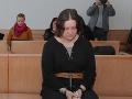 Češku Petru odsúdili na 30 rokov za vraždu: Lístok na slobodu! Porodila chlapčeka, otec je neznámy