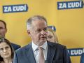 Konflikt politikov prerastá: Fico je trápny, hovorí Kiska na jeho výroky