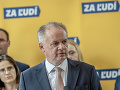 Andrej Kiska predstavil novú stranu Za ľudí
