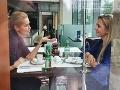 Dara Rolins s ministerkou vnútra Denisou Sakovou rokovali o spoločnom projekte.