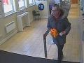 Lupič (50) prepadol banku: Pokladníčke sa vyhrážal s taškou v ruke, v ktorej mal... neuveríte čo!