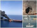 Situácia na Blízkom východe sa dramatizuje: Nové FOTO z útoku na tankery, USA vysielajú ďalších vojakov