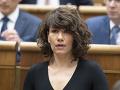 Nicholsonová zanedbala vzťahy v strane, tvrdí tímlíder SaS: Žiada pozastavenie jej členstva