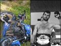 FOTO Tragická nehoda pri Rožňave: Bojovník Adrián (†28) urobil počas jazdy na motorke osudnú chybu