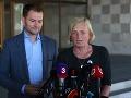 Opoziční obyčajní ľudia zvolali tlačovku: Zásadné vyhlásenie Zlatice Kušnírovej