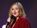 Adele kedysi.