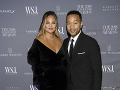 Chrissy Teigen a John Legend.