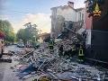 Výbuch zmenil dom v