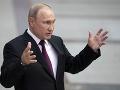 Rusko pomáha vytvárať mierový a nezávislý Afganistan, tvrdí Putin