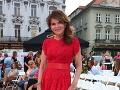 Riaditeľka agentúry, ktorá pripravuje Bratislavské módne dni, Mária Reháková.