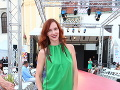 Fashion blogerka Zuzana Barková alisa Zrzkastyle