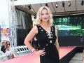Pozrieť si prehliadku prišla aj speváčka Marcela Molnárová.
