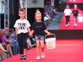Rovnako ako jarné Bratislavské módne dni, tak aj tie letné otvorili deti.