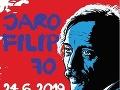 Buďte na oslave 70 narodenín Jara Filipa a príďte do NTC na výnimočný koncert
