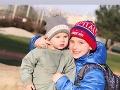 Okrem synčekov Lea a Adama, má Patrik Švajda ešte dvoch starších chlapcov Samuela a Patrika.