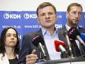 Je to čierne na bielom: Ústavný súd zamietol sťažnosť KDH voči výsledku eurovolieb