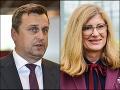 AKTUÁLNE Podpredsedníčkou SNS sa stala Matečná: Danko chce navrhnúť finančné limity pre strany