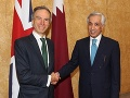 Britský diplomat mieri do Iránu: Vyzve na deeskaláciu napätia v regióne
