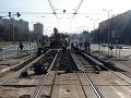 Prvú etapu prác na karloveskej radiále opäť nestihnú: Mesto avizuje státisícové sankcie