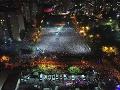 Znovuzvolenie starostu v Istanbule prinieslo veľkolepé oslavy: Desaťtisíce ľudí v uliciach