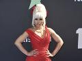 Blac Chyna stavila na takýto outfit.