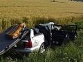 Pri nehode vyhasol život 28-ročnej ženy.