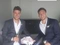Nový priateľ Veroniky Kopřivovej Miroslav Dubovický si do hokejistu na Instagrame riadne kopol.